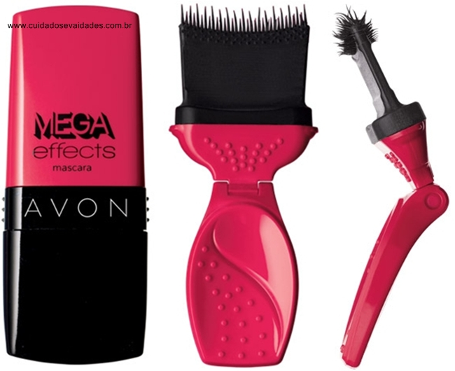 Máscara Avon Mega Effects