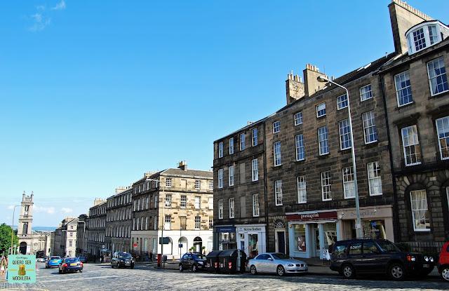 Barrio de Stockbridge, Edimburgo