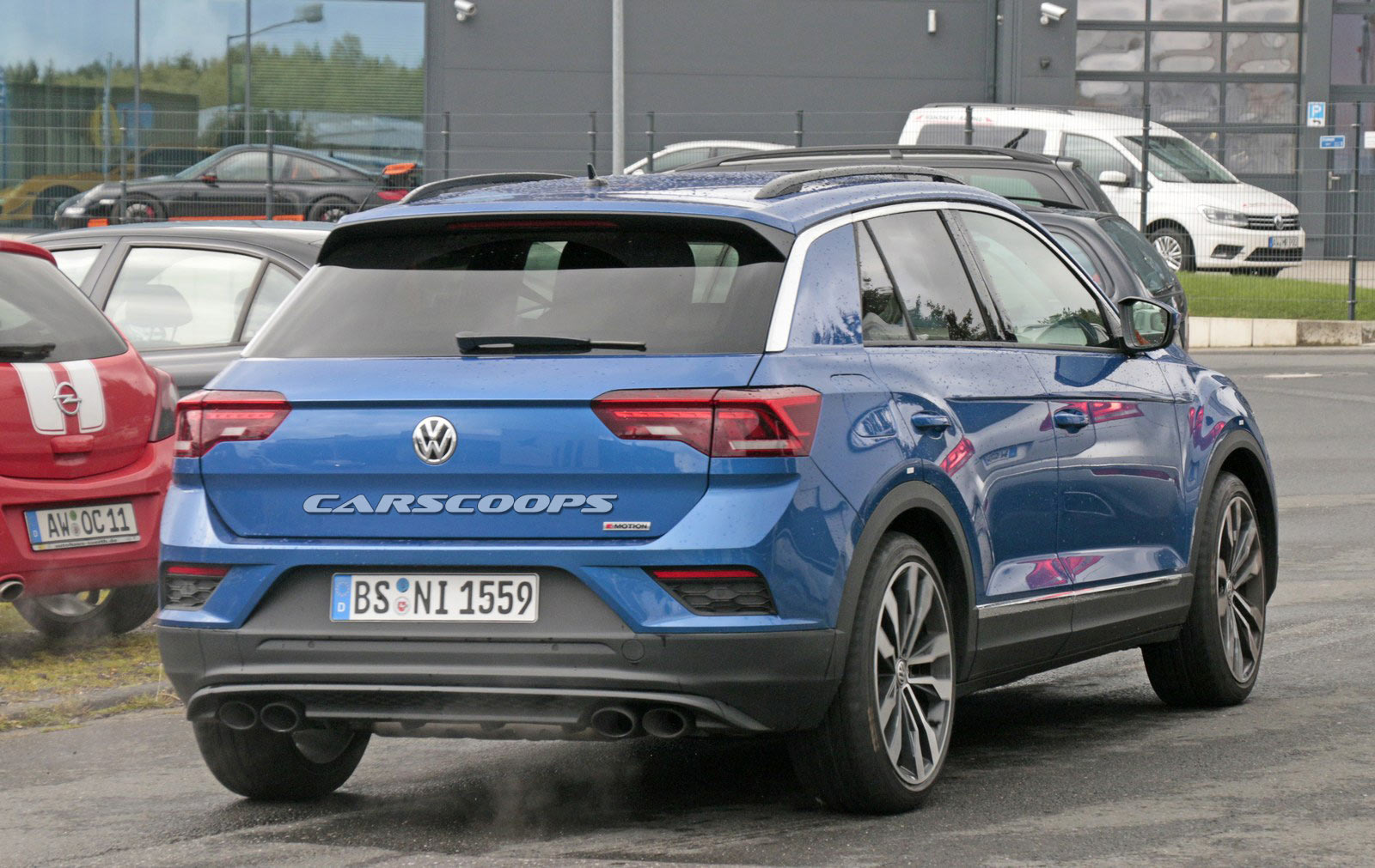 Volkswagen T Roc 2017 Topic Officiel Page 5 T