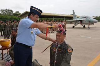 Penerbang Tempur TNI Angkatan Udara