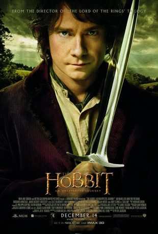 The Hobbit: An Unexpected Journey 2012 BRRip 720p Dual Audio In Hindi English