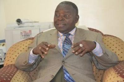 Retired Deputy Inspector General of Police (DIG), Mr. Udom Ekpoudom
