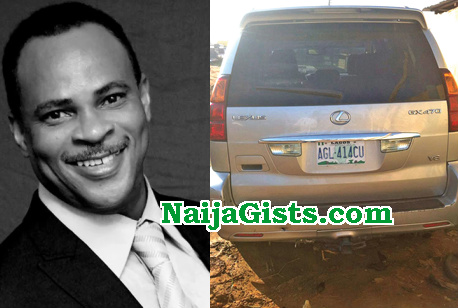 fred amata stripped naked by robbers lagos