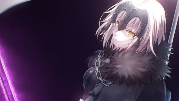 FGO Joan of Arc Wallpaper Engine