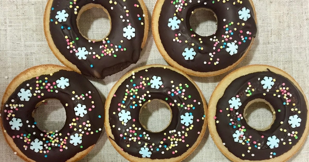 Navidad: Donuts de canela y jengibre al horno (sin gluten ni lactosa)