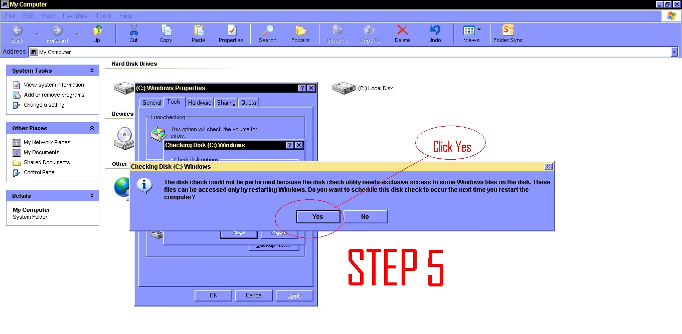 Blog De Toxifier Scanning The Partition How To Do It