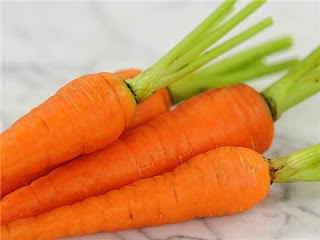 eyesight can be reduced through carrots