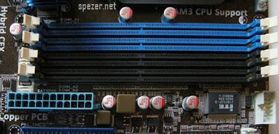Ketahui slot RAM komputer