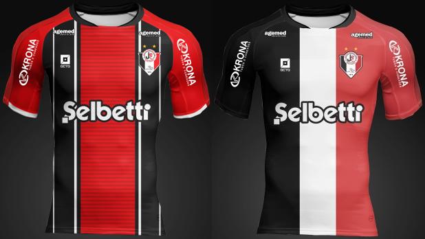 795885bf31 Joinville abre votação para escolha de nova camisa - Show de Camisas