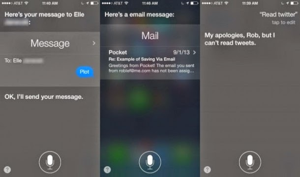 Get Siri to read your emails aloud for you