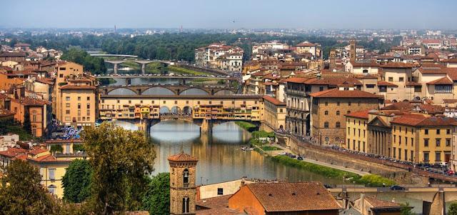 Viagens para Florença e a Itália