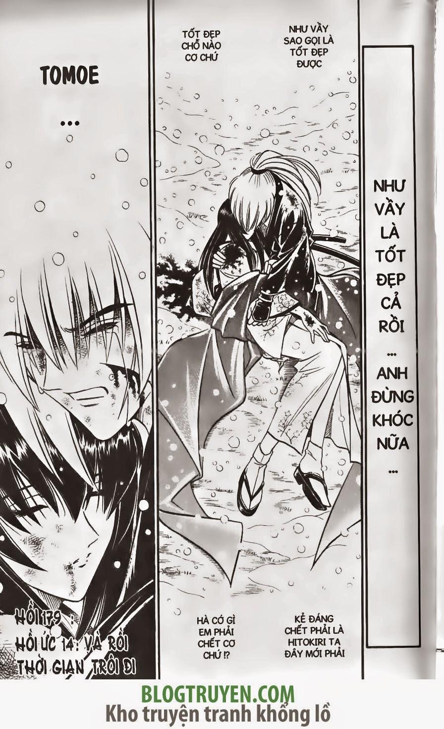 Rurouni Kenshin chap 179 trang 2