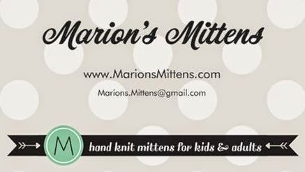 Welcome to Marion's Mittens