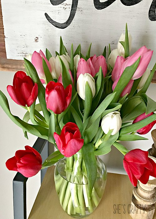 fresh flowers, tulips, FTD