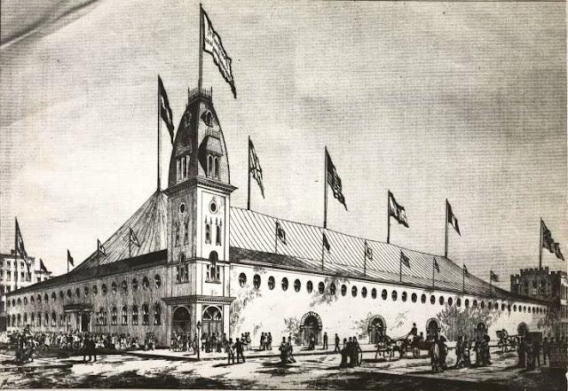 Daytonian In Manhattan The Lost Original Madison Square