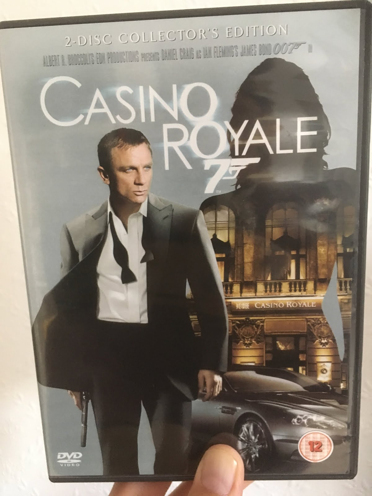 Punto tutto al casino royale