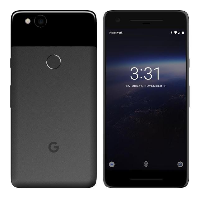 Google Pixel 2 and Pixel 2 XL Specs Leak