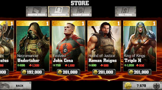 WWE Immortals Mod Apk v2.4 Terbaru (Unlimited Money)