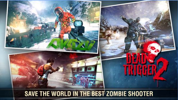 Dead Trigger 2 : Zombie Shooter v1.3.3 Mod Apk Terbaru (MegaMod)