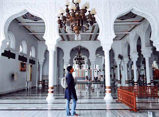 Masjid Dekat Sini