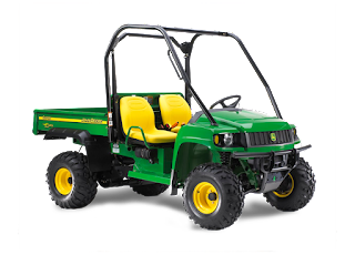 Enter the Longrange John Deere Gator Giveaway. Ends 3/31