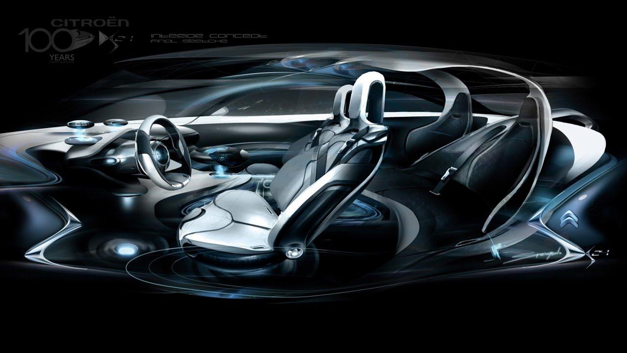2019 Cars: SPEEDO CAR: Vive La DS! Ugo Spagnolo Imagines The