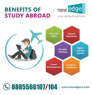 benefits of studying overseas essay Free essay: in 20th century, due to modern development in the field of science, history and technology, the people are interacting with each other through.