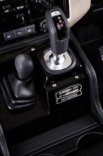 Land Rover Defender V8 cambio ZF