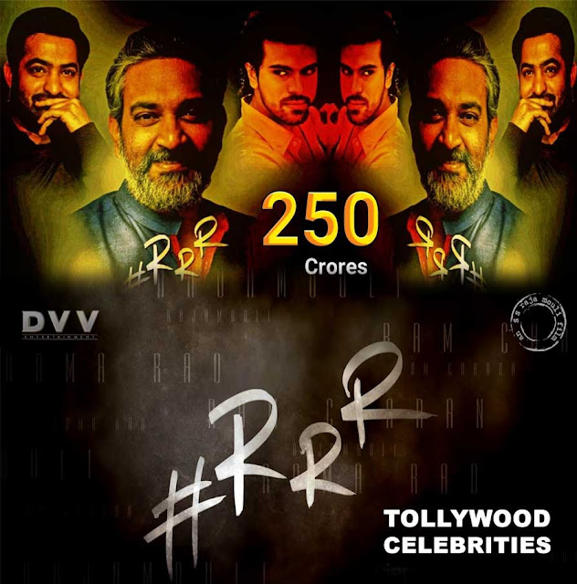RRR Movie Actors Actress Director Producer Cast & Crew Audio Realese Date