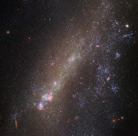 Interacting Galaxy IC 1727