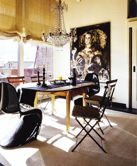 Astounding Mix And Match Dining Chairs An Interior Design Pabps2019 Chair Design Images Pabps2019Com