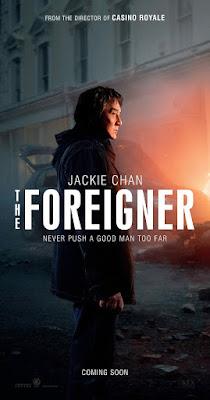 Póster de 'The Foreigner'