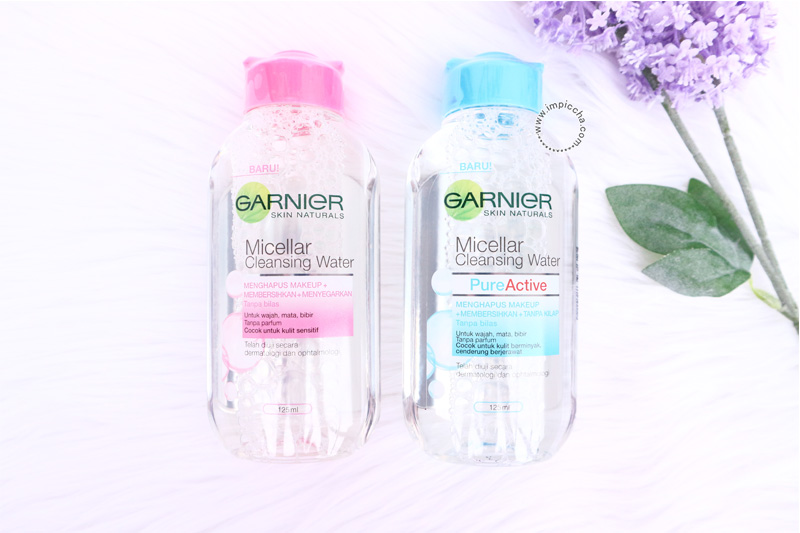 Review Garnier Micellar Water