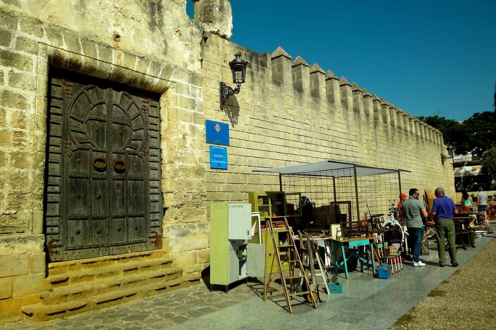 El sello verde mercado de antig edades en el puerto de - Muebles en el puerto de santa maria ...