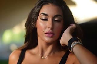 """اصابة ياسمين صبرى أثناء تصويرها مشهد ف فيلم """"الديزل"""""""