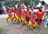 Tari Yospan - Papua