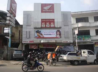 Lowongan Kerja Marketing Dan Mekanik Sepeda Motor Honda Bandung