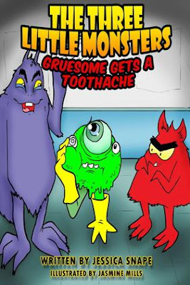 https://www.amazon.com/Three-Little-Monsters-Gruesome-Toothache/dp/1523691417?ie=UTF8&*Version*=1&*entries*=0