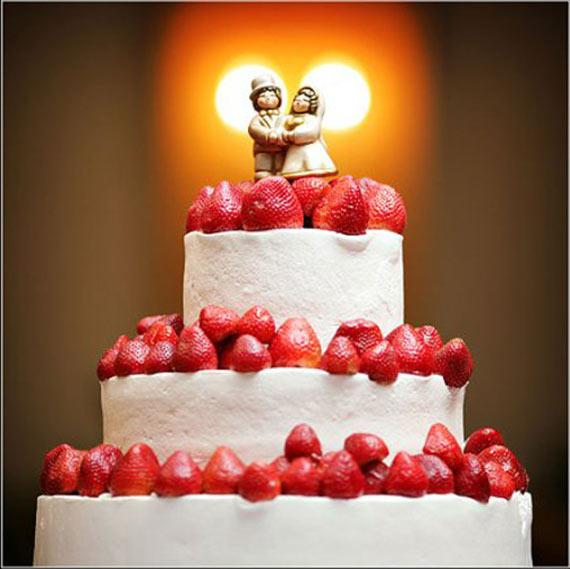Cake Decorating Wedding Ideas: Modern Wedding Invitation: Sacred Wedding Cake Decorations