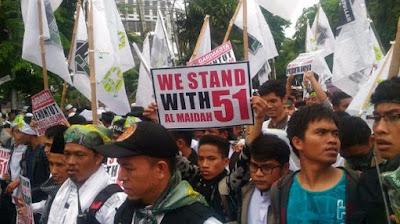 Hadiri Demo 4 November di Jakarta, Umat Islam Solo Siapkan Tiga Bus