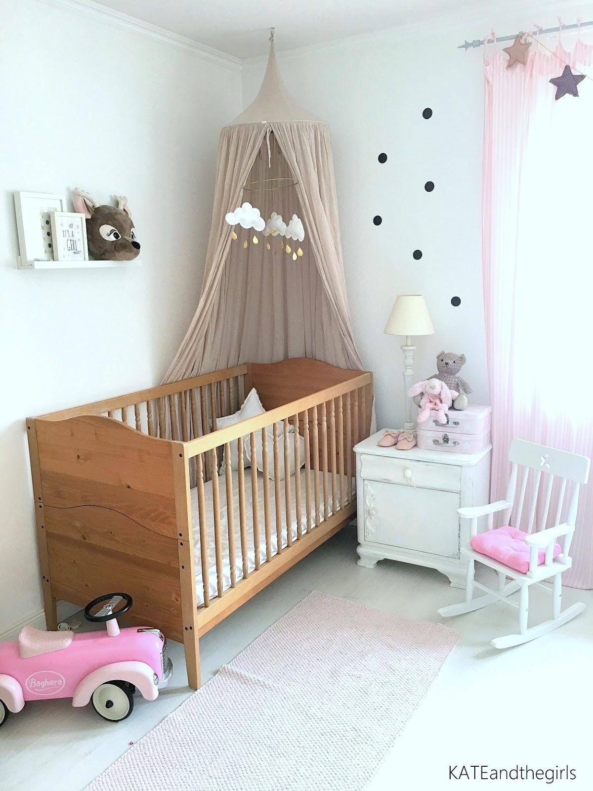 Für Kids Mütter Und Die Großen: Kateandthegirls: Babyroom Makeover