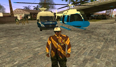 MetroTV Vehicle Pack