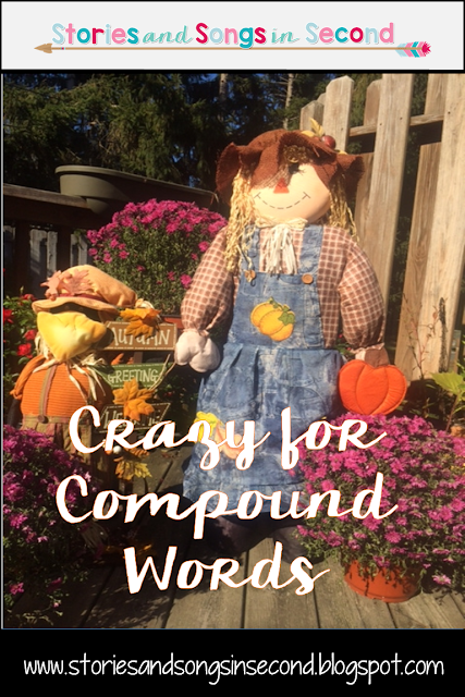 Scarecrow themed writing, word work activities, and mentor texts will excite your young readers and writers.