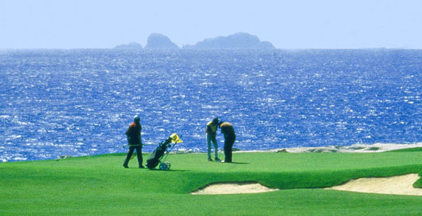 Golf destinations