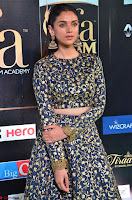 Aditi Rao Hydari in a Beautiful Emroidery Work Top and Skirt at IIFA Utsavam Awards 2017  Day 2 at  07.JPG