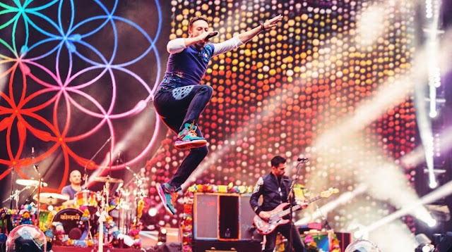 Live Review Coldplay A Head Full of Dreams Tour Live in Bangkok 2017 - Lorong Musik