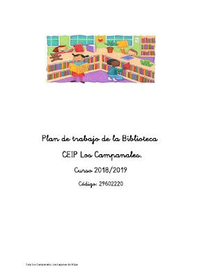 Plan de Trabajo 2018/2019