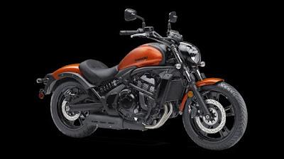 Kawasaki; Vulcan S ABS side look