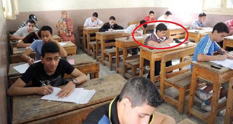 أغرب حالة غش في أمتحان الإنجليزي للثانوية العامة