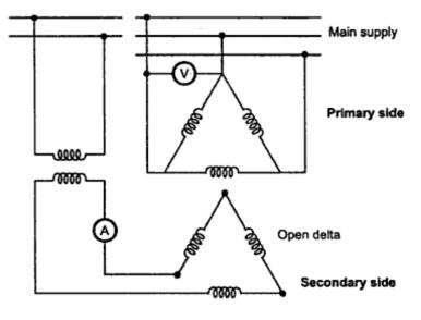 Heat Run Test on Three Phase Transformers ~ Electrical Eye